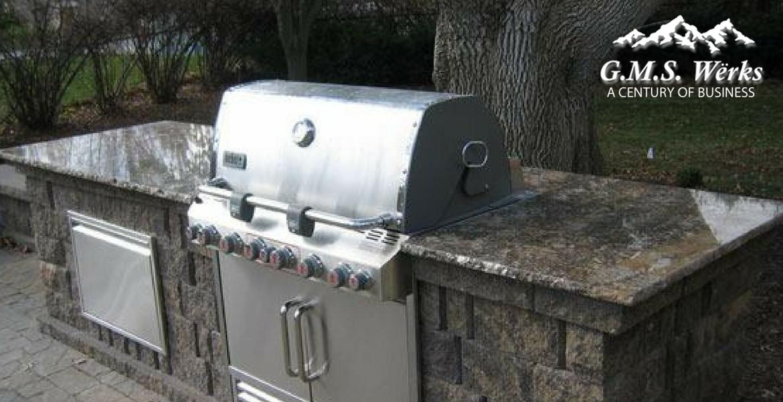 Blog Outdoor Kitchen Countertops