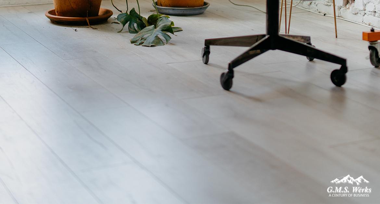 "Blog - 2019's Biggest Trend: ""Wood"" Tile Flooring"