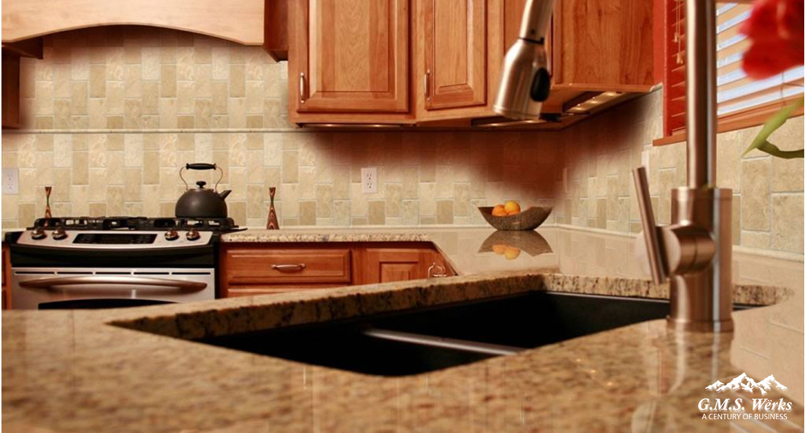 Charmant 5 Sink Types For Your Natural Stone Countertops