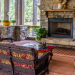 Choosing The Best Natural Stone : Fireplaces