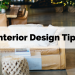 Ten interior design tips