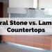 Natural Stone vs. Laminate Countertops