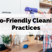 Eco-Friendly Cleaning Practices